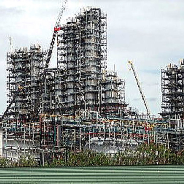 (株)トクヤマSE-9プラント建設工事