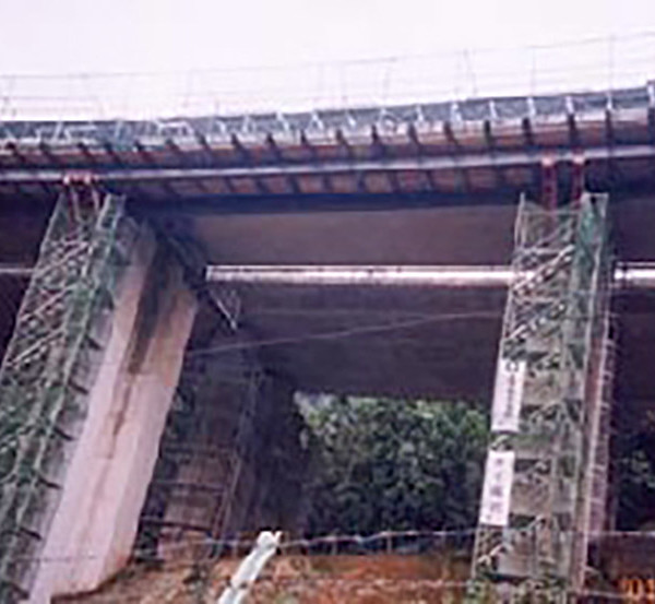 城山高架橋(PC上部工)工事