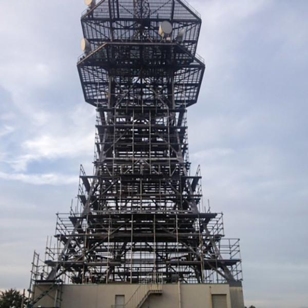 平成25年度 大倉鉄塔塗装工事