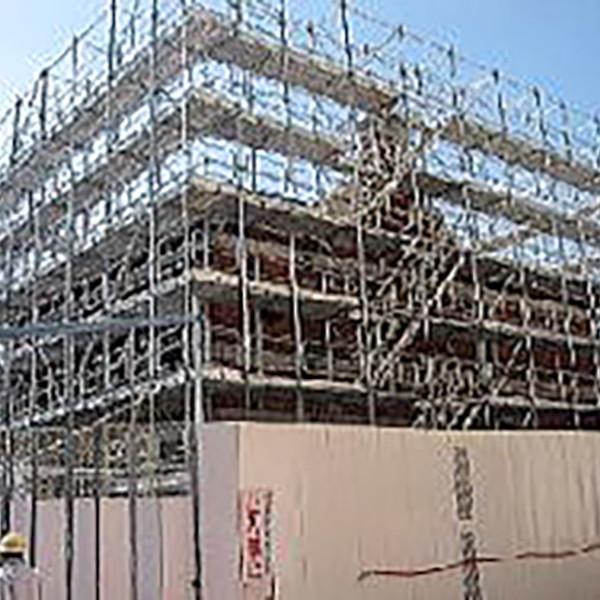 下関市 旧英国領事館修復工事